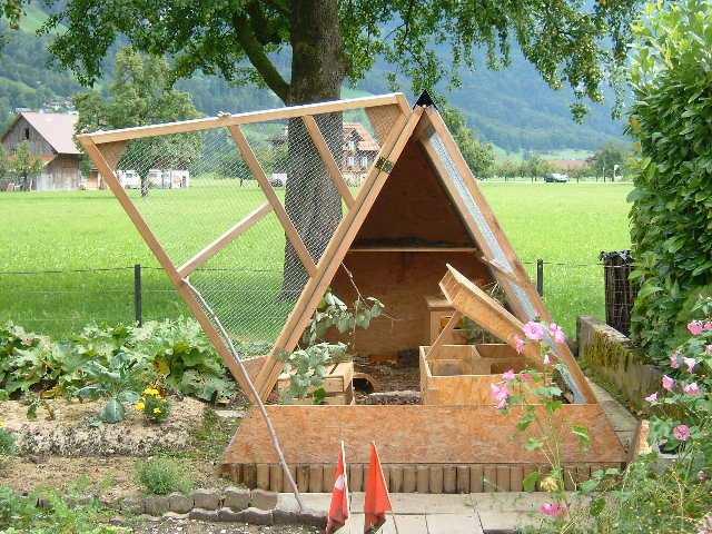 Célèbre Le Terrier des Lapins • Afficher le sujet - Enclos pyramide  ZI83