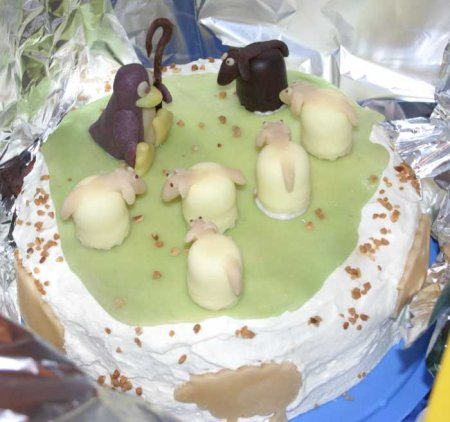 Kuchen fur ehemann hausrezepte von beliebten kuchen - Dekoration fur torten ...